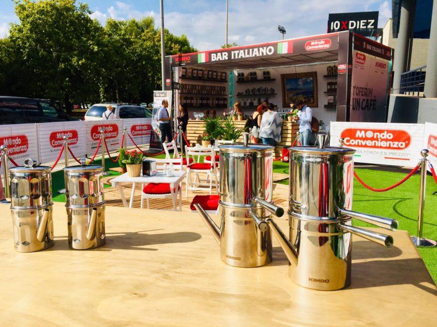 Apertura Mondo Convenienza Badalona, Barcellona