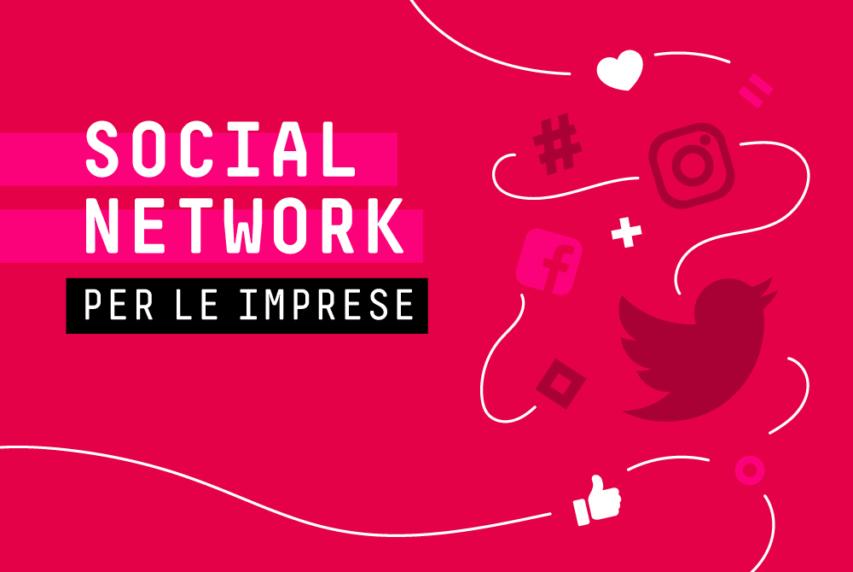 Social Network per le imprese: Facebook, Instagram o Twitter?